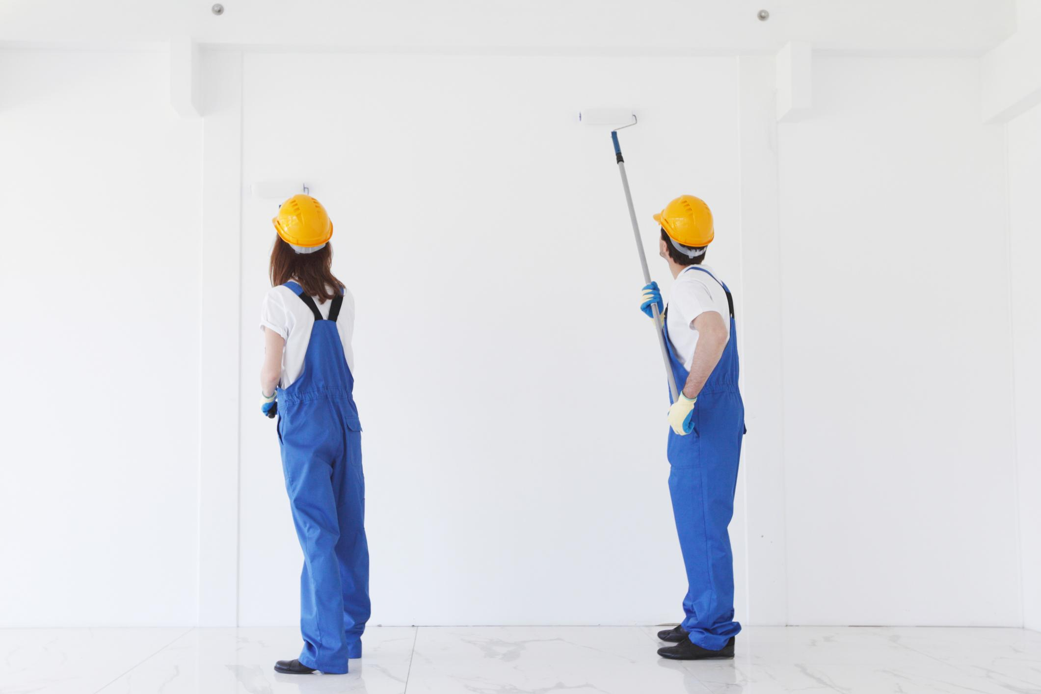 Commercial Painting by skilled painters in St. Albert